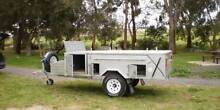 Liberty Campers Hardfloor Camper Trailer kit Adelaide CBD Adelaide City Preview