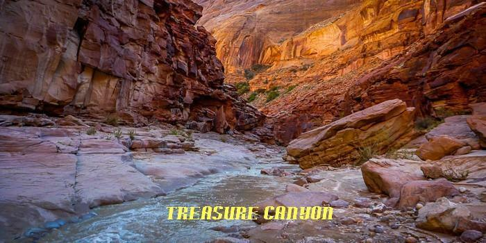 Treasure Canyon