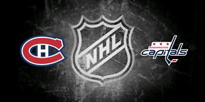 Habs vs Capitals Sep. 20th Bell Centre- only 14 tickets left