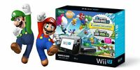 systeme Nintendo wii u + mario bros+ inclu mega Deal en stok !
