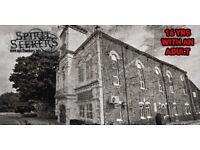 Ghost hunt at Knottingley Town Hall (Wakefield)
