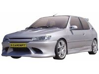 Peugeot 306 carzone body kit side skirts