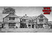 Ghost hunt at Fleece Inn (Elland)