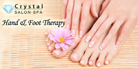 Hands, Feet and Relaxation Therapy