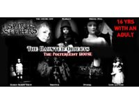 Ghost hunt at Haunted Objects Museum (Rotherham)