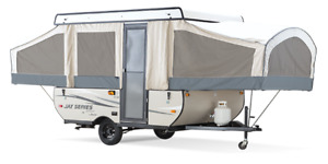Selling our 2015 Jayco Jay Series Sport 8SD Tent Trailer