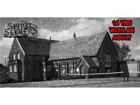 Ghost hunt at Robert Craven Hall (Leeds)