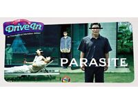 Want to join me for outdoor films? Parasite Wed @ 9pm 12 Aug '20 / Queen&Slim @ 9pm Fri 14 Aug '20
