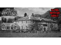Ghost hunt at WHITWORTH HALL HOTEL (SPENNYMOOR)