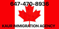 AFFORDABLE IMMIGRATION SERVICES. PLEASE CALL- 647-470-8936