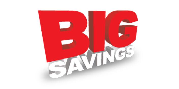 Overstock Warehouse Savings