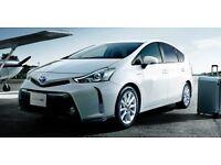 Japanese Import Toyota Prius Prius Plus Estima VOSA DVSA IVA SVA Services UK Registration