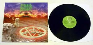Morbid-Angel-Domination-Black-Vinyl-ORIGINAL-PRESSING