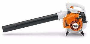 Brand New Stihl BG50 Handheld Blower - Perfect for light snow and leaves!