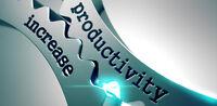 Augmentation de la productivité, Industrie BOIS. Usines.