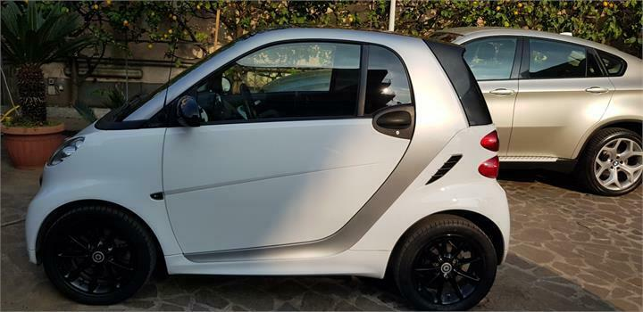 SMART Fortwo fortwo 800 40 kW coupé passion cdi