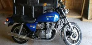 1980 GS850 REDUCED for quick sale 1400$