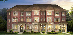 Brand New 4 Bedroom 4 Bathroom End Unit Townhouse in Markham!!