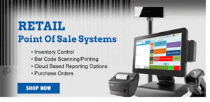AFFORDABLE  RETAIL POS SYSTEM, CASH REGISTER!!