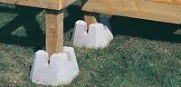 Concrete Deck Blocks