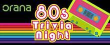 Orana's 80s Trivia Night Fullarton Unley Area Preview