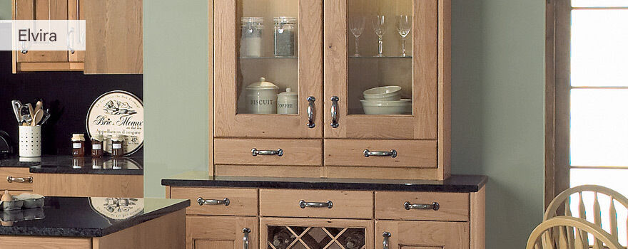 New schreiber berkeley hygena homebase elvira malvern for Home base kitchen units