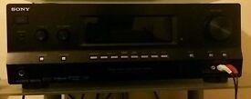 Sony STRDH810 7.1 AV Reciever for you xbox one, playstation 4, projector, LCD TV, LED TV, DVD Bluray