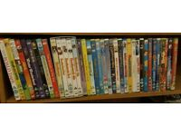Childrens dvd bundle set 37 in total. £20 for quick sale