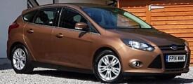Ford Focus 1.6 Tdi Titanium Navigatir