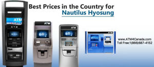 New ATM Machine for SALE 5 Years WARRANTY
