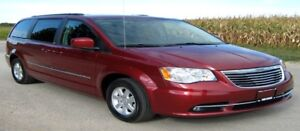A PARTS BRAND NEW Chrysler Town & Country 2011 2012 2013