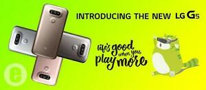 Brand New Unlocked LG G5 DUAL SIM H860 TITAN