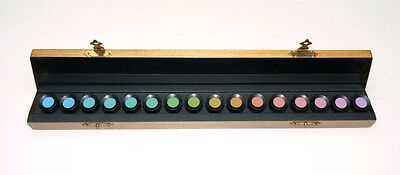 Farnsworth Munsell D-15 Color Vision Test With Test Sheet Manual.