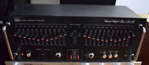 ADC Equalizer SS-2 Sound Shaper Two MK III