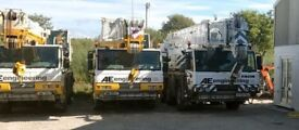 AE-Engineering - Crane Hire & Plant Hire Equipment in Manchester