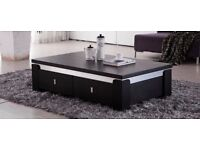 Coffee Tables With Chrome Legs