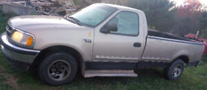 1998 Ford F-150 Pickup Truck - CASH or Project Dirtbike