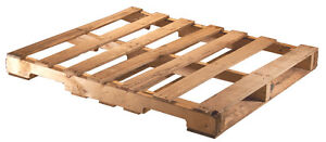 FREE!!  Wooden pallets to give away.