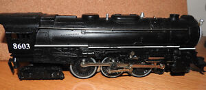 LOCOMOTIVE (TRAIN) ELECTRIQUE LIONEL #8603