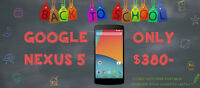 Brand New Sealed box Unlocked Nexus 5 16GB