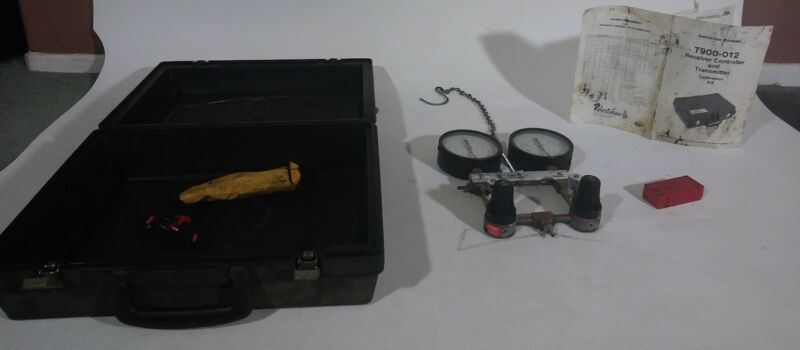 Receiver Controller and Transmitter calibration kit, T900-012, Robertshaw