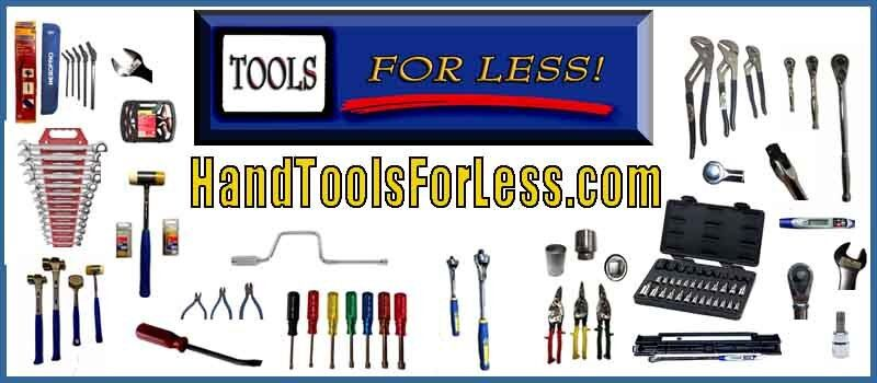Hand Tools For Less
