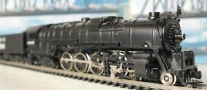 Wanted N scale trains.
