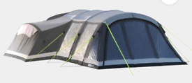 Brand New Still in Wrapper Khyam Air Tek 7 Person Inflatable Tent