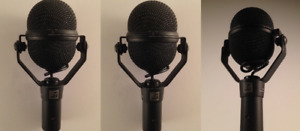 Electro-Voice ND 408/468 cardioid dynamic instrument mic