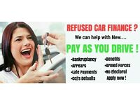 REFUSED CAR FINANCE ? TAKE A LOOK AT THIS !