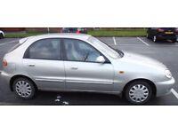 Daewoo Lanos 1.5 Hatchback 2000 5 doors