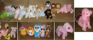 WEBKINZ and BEANIE BOOS and more
