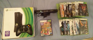 Xbox 360, Kinect, Games