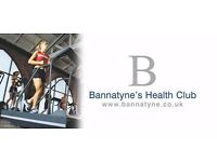 Bannatynes Gym Membership